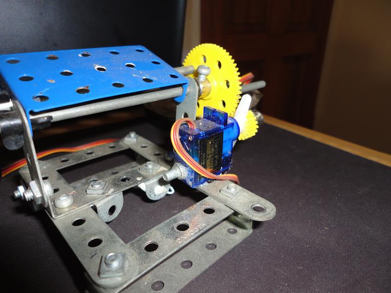 Arduino IPCam Frame