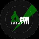ZACon3-spybadge-speaker