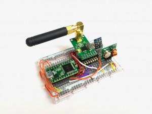 Samy Kamkar's RollJam Device